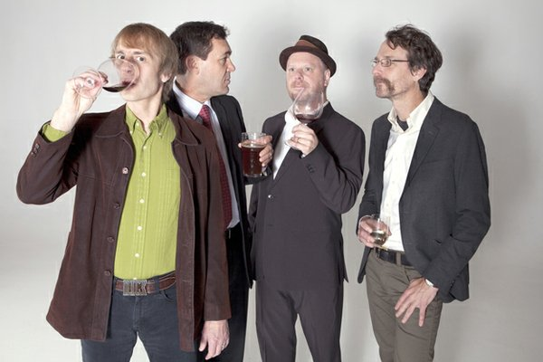 Mudhoney - photograph by Emily Reiman