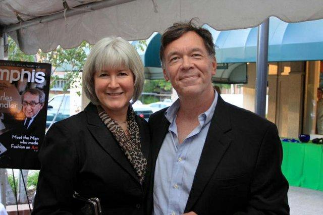 Linda Butler & Julian Prewitt