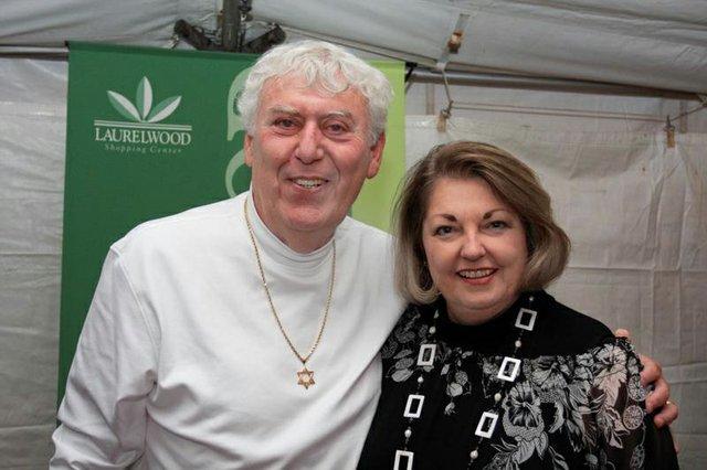 Rebecca Dinstuhl & Charles Rafael