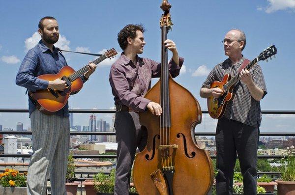 The Rosetta Trio