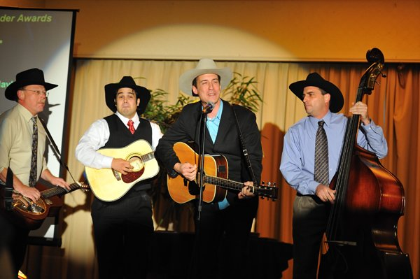 Cast of Hank Williams: Lost Highway at Circuit Playhouse