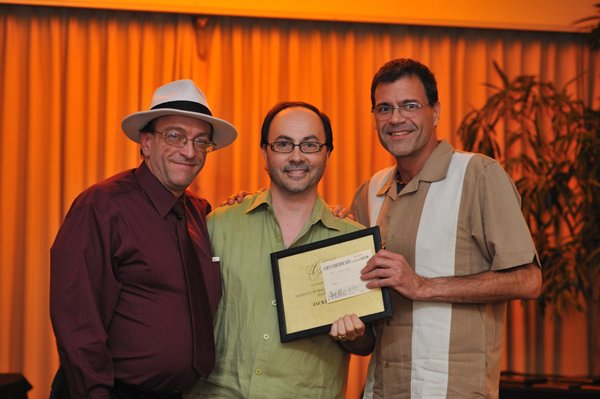 Dave Landis, Michael Detroit, and Brian Mott