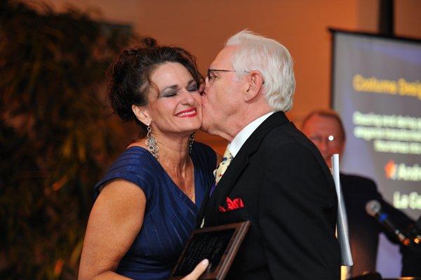 Carla McDonald and Andre Bruce Ward
