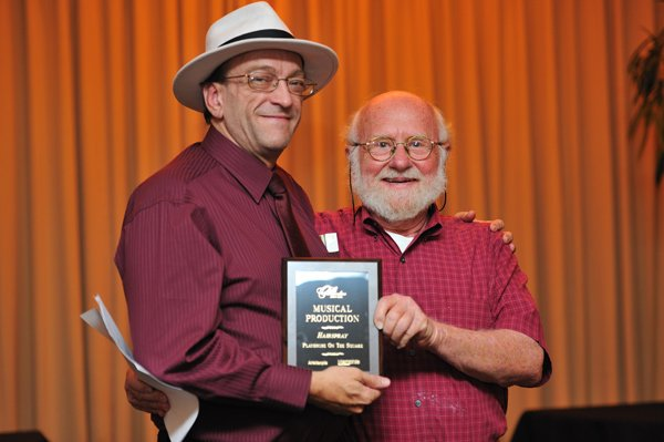 Dave Landis and Gene Katz