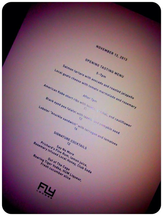 Menu by Kelly English. Food is divine! Lobster knuckle sandwiches-whaaat?