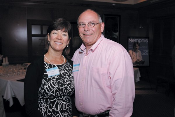 Dr. Elizabeth & Dwight Lee