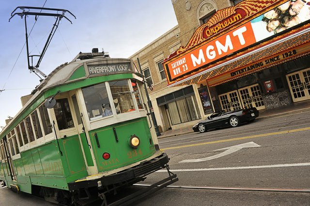 #2 - The Main Street Trolley
