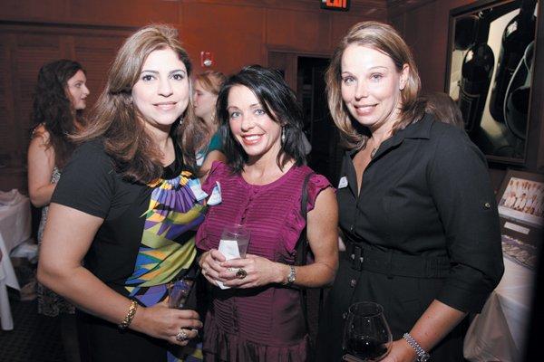 Rola Obaji, Robin Morgan, & Margaret Yancey