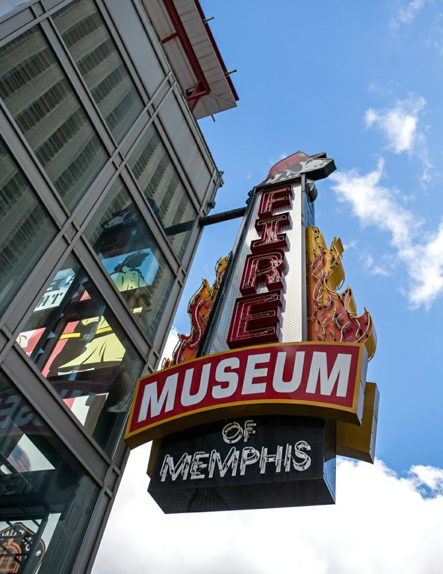 #12 - Visit the Fire Museum of Memphis