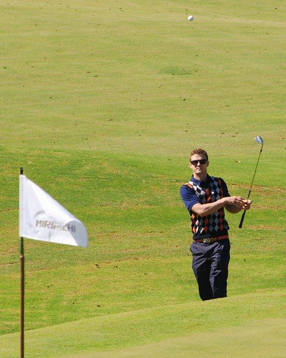 #13 - Say hi to JT at Mirimichi Golf Course