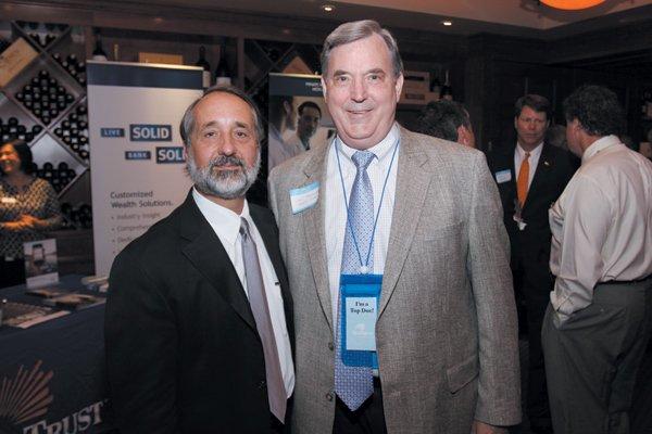 Larry Rice & Dr. Dan Martin