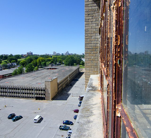 #17 - Get a tour of the Sears Crosstown building