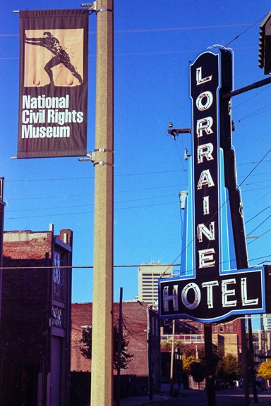 #21 - The National Civil Rights Museum