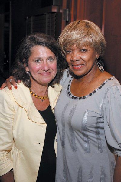 Joy Bateman & B.J. Worthy