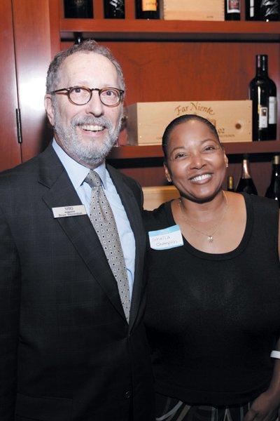 Bruce Meisterman & Sheila Champlin