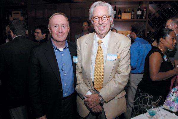 Bill Appling & Dr. Frank McGrew