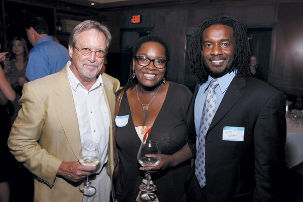 Bruce VanWyngarden, Andre Gibson, & Tonya Dyson