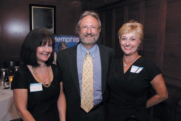 Sloane Taylor, James & Linda Gattas