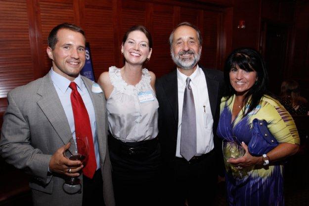 Nick Rice, Mary Helen Randall, Larry & Joy Rice