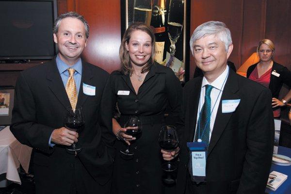 Jason Rothschild, Margaret Yancey, & Dr. Ching-Hon Pui