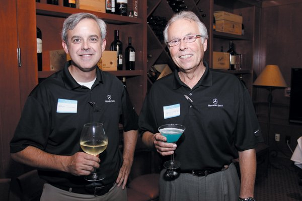Steven Johnson & Danny Captino