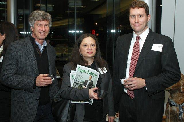Jeff Bloomfield, Deborah Godwin, Malcolm Furthey III