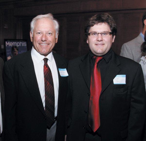 Brandon Nelms, Dr. Steve Shum, & Andrew Shum