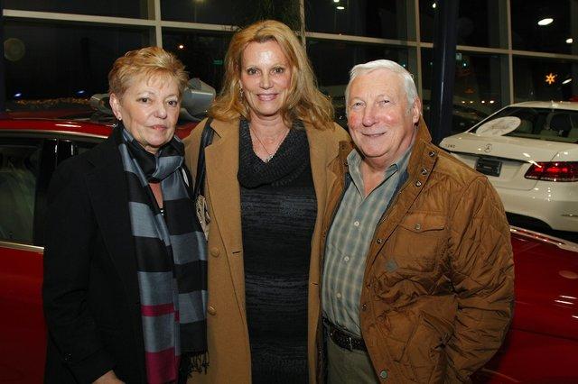 Rosamund Hall, Dr. Jennifer Holbourn, Syd Hall