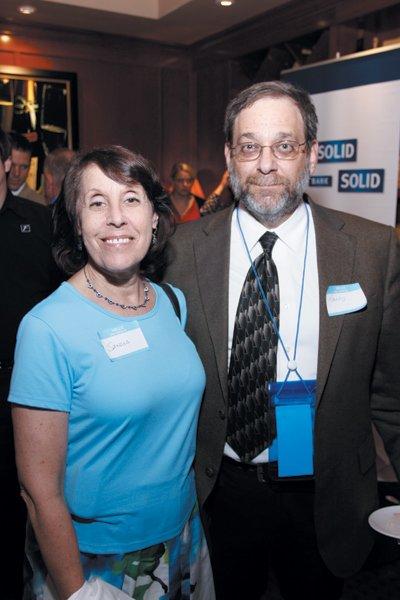 Sandra & Dr. Harris Cohen