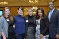 Tierney Bamrick, Aimee Hurley, Jennifer Bradner (Honoree) of Opera Memphis, Myra McCaskill (Honoree) of Keller Williams Realty, and Reggie Crenshaw