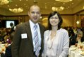 Aidar and Elvira Gomanova (Honoree) of UT Medical Group