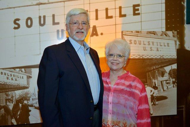 Robert and Nancy Williams