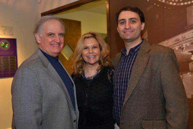 Henry Rudner, Cheri Rudner, Jonathan Rudner