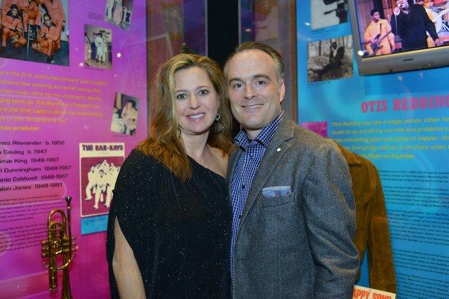 Karen and Kirk Johnston