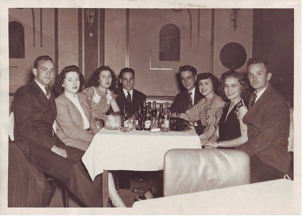 The Silver Slipper in 1946
