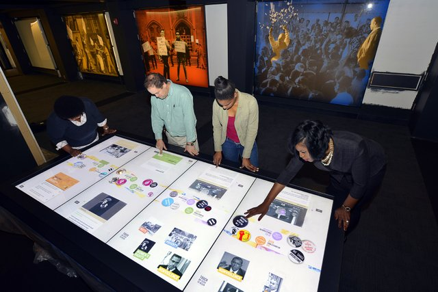 """Join the Movement"" lets viewers revisit key moments in civil rights history and the issues that fed its flame, from poverty and police brutality to prejudice in everything from jobs to housing."