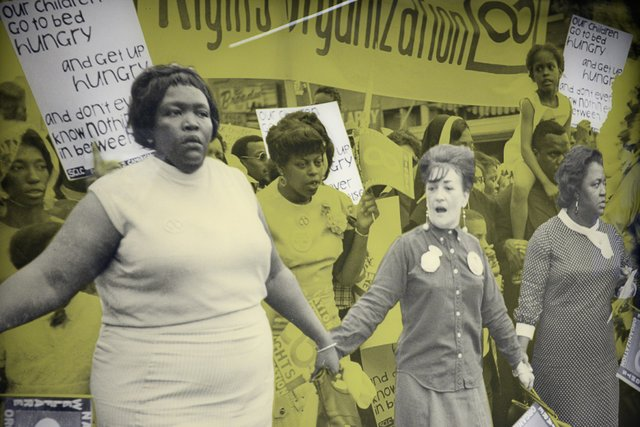 "Two new exhibits, ""Black Power"" and ""Black Pride,"" recall emerging  ""militant"" voices as well as the ""Black Is Beautiful"" mantra of the late 1960s. They also explore efforts in such areas as community control and evolving economic opportunities."