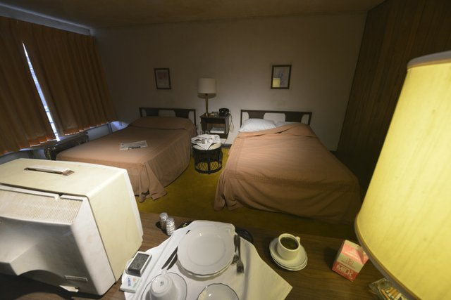 King's room at the Lorraine Motel evokes memories of his last day.