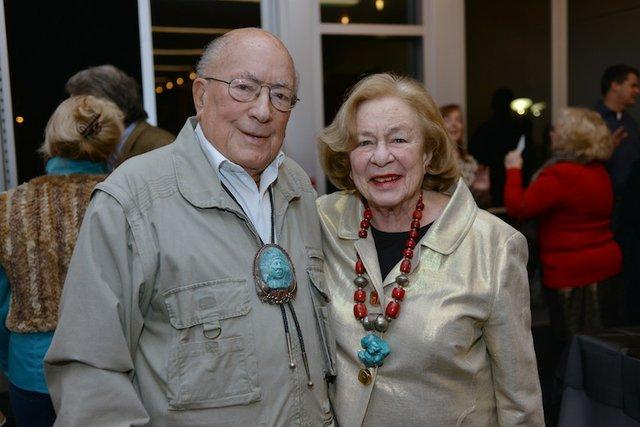 Rudi and Honey Scheidt
