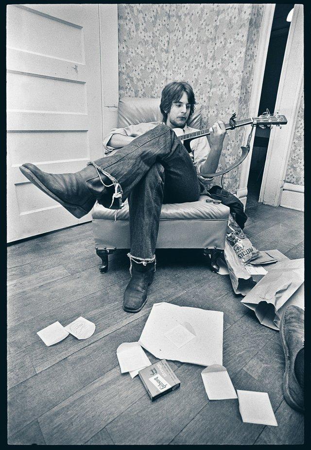 Alex in 1971