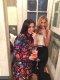 Me with MFW stylist, Lauren Draffin #sneakystylists.