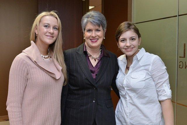 Laurel Markovich, Mary Singer, Courtney Davis