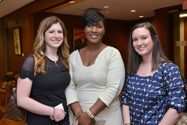 Bethany Lusk, Bernice Hollins, Ashley Haeger