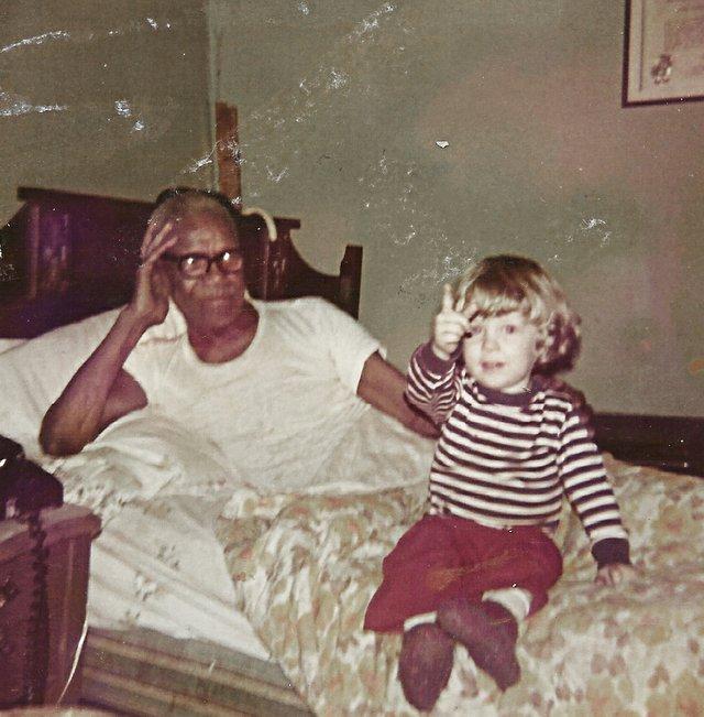 Furry Lewis and Steve Selvidge, 1975