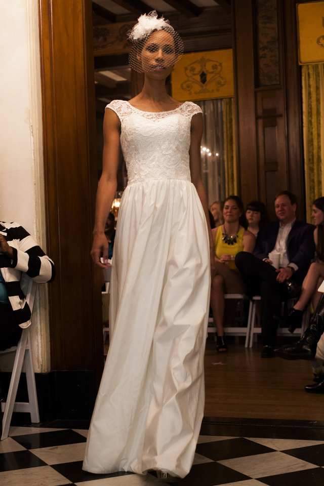 Olia Zavozina, Memphis Fashion Week 2014
