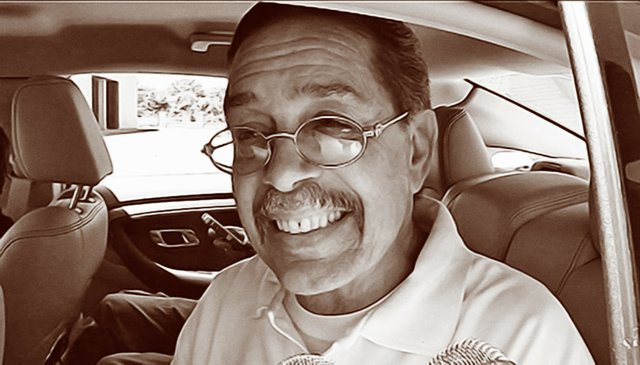 August 2012: Former state senator John Ford arrives at a Memphis halfway house after his transfer from the federal penitentiary in Yazoo City, MS.