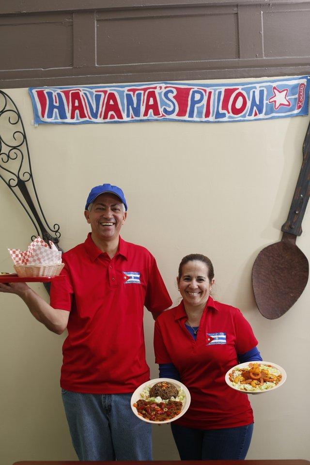 Havana's Pilón: Pedro Pena and Marialys Gonzalez serve authentic Cuban food from breakfast until 8 p.m.