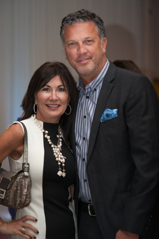 Renea & Don Medlin (she is owner of Lavish boutique)