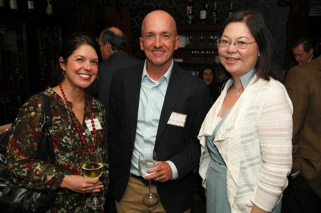 Ashley Jamieson, Jim Van de Vuurst, Grace Fong