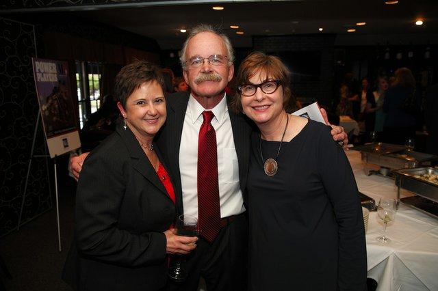 Nancy Crawford, Tom Butcher, Jeannie Ashford